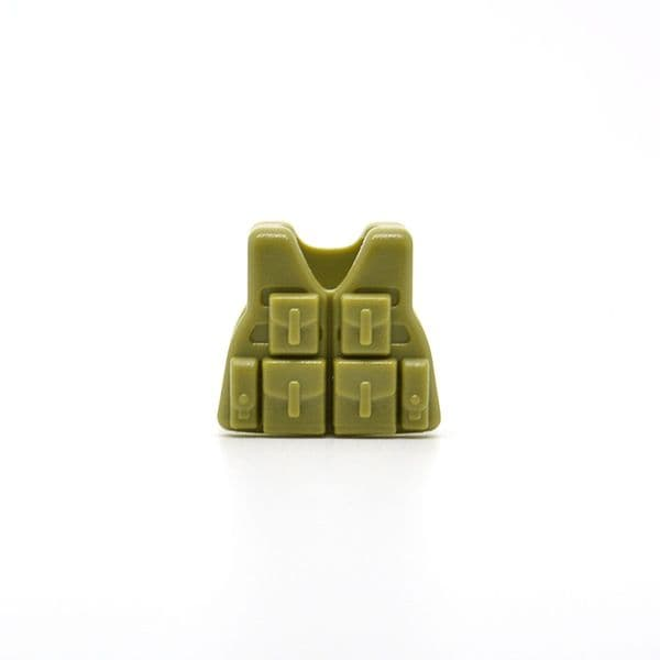 LCV - SAW Vest | Brickarms | United Bricks